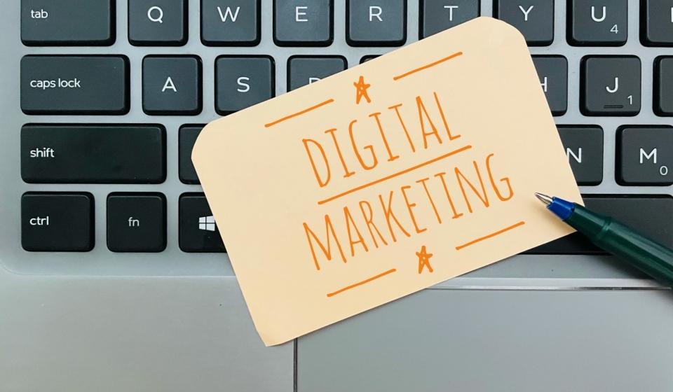 Cuáles son las actividades de marketing digital