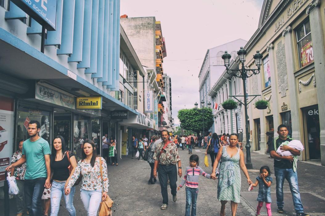 Costa Rica líder en el uso de las redes sociales
